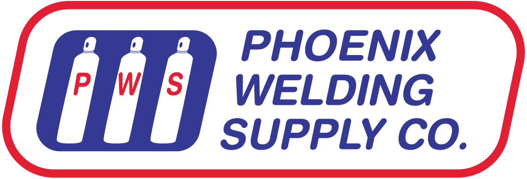 phoenix welding logo large