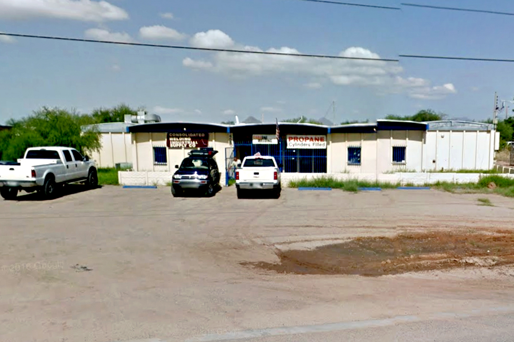 tucson welding supply store