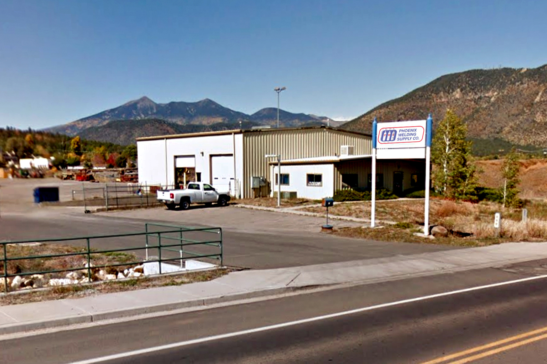 flagstaff welding supply store