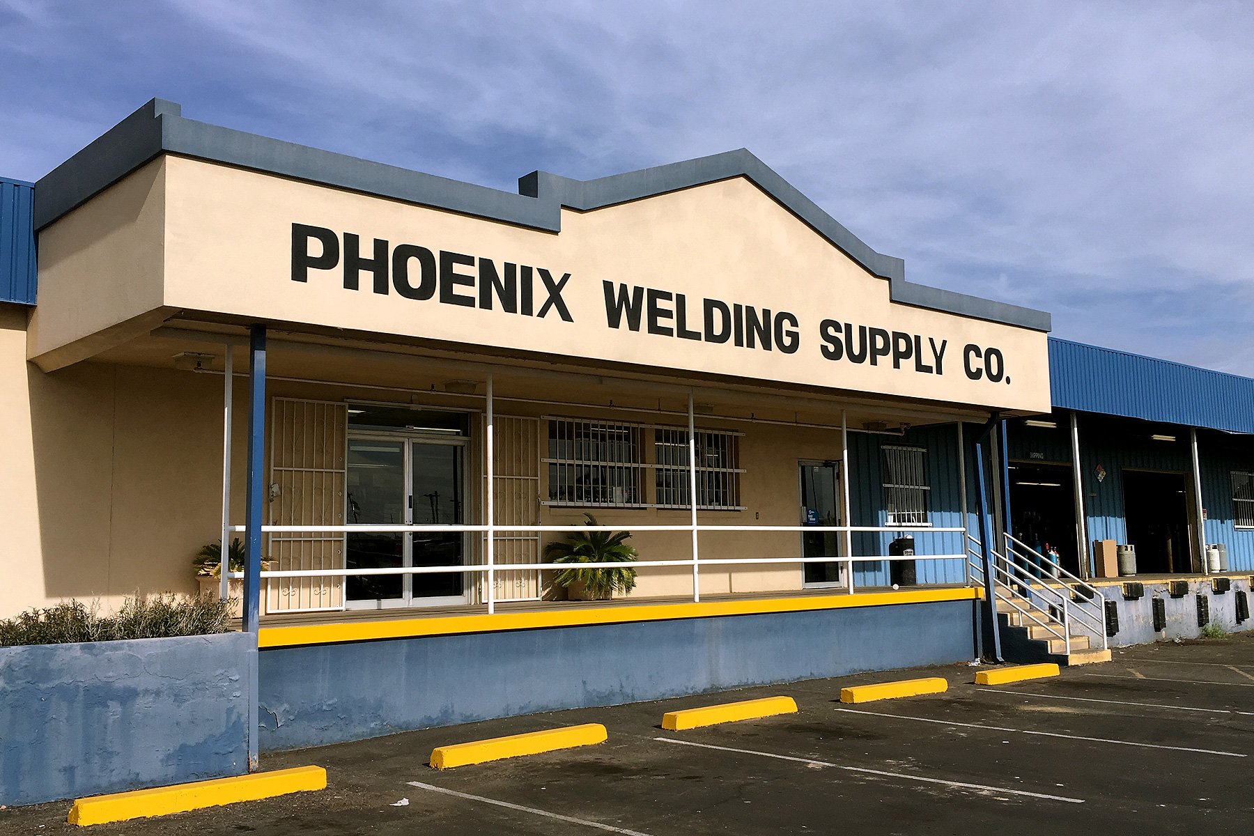 phoenix welding supply store